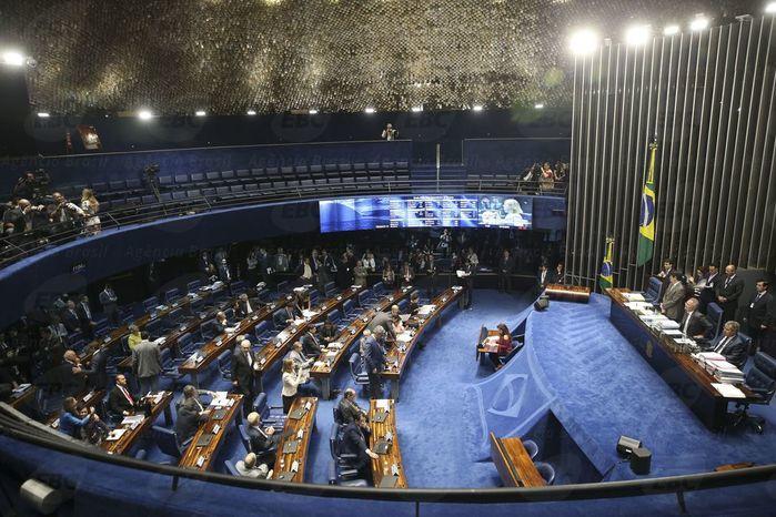 Votação da PEC do Teto