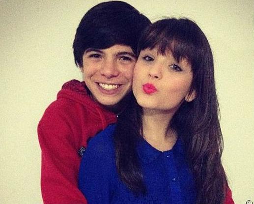 Larissa Manoela e ex Thomaz Costa reatam namoro