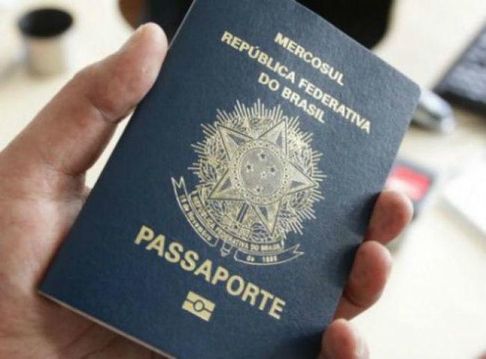 Produção de passaportes está suspensa