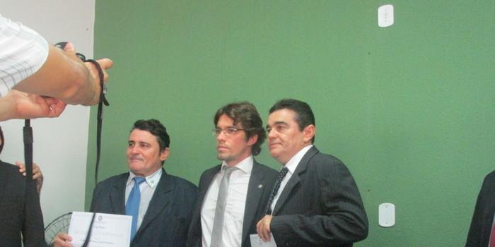 Diplomação dos Eleitos em Morro do Chapéu