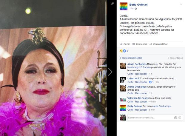 Marilu Bueno (Crédito: Divulgação)