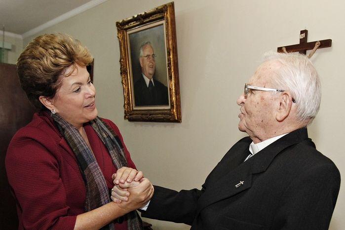 Dom Paulo morreu aos 95 anos