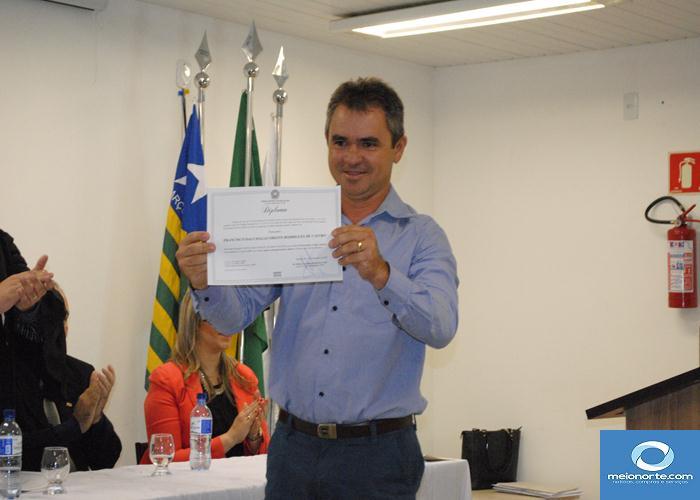 Prefeito, Vice, vereadores eleitos e suplentes são diplomados   - Imagem 5