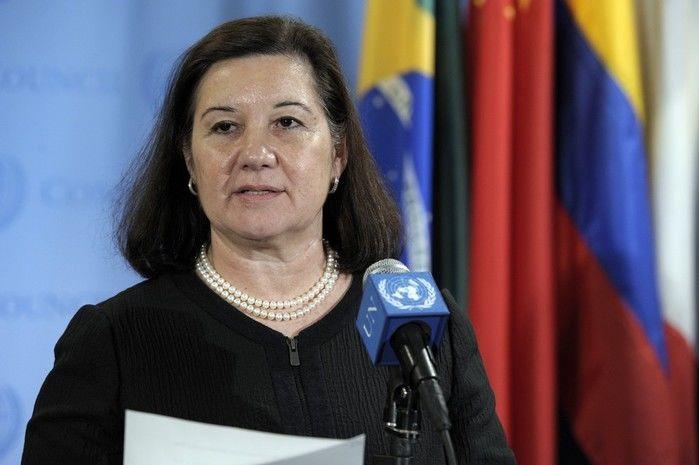 Diplomata brasileira Maria Luiza Ribeiro Viotti  (Crédito: Arquivo Pessoal)