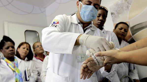 Médicos atuarão no Piauí por três anos  (Crédito: Reprodução)
