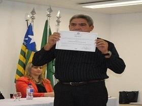 Prefeito, Vice, vereadores eleitos e suplentes são diplomados