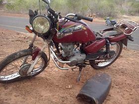 Acidente de moto deixa vítima fatal na PI-236 em Cajazeiras PI