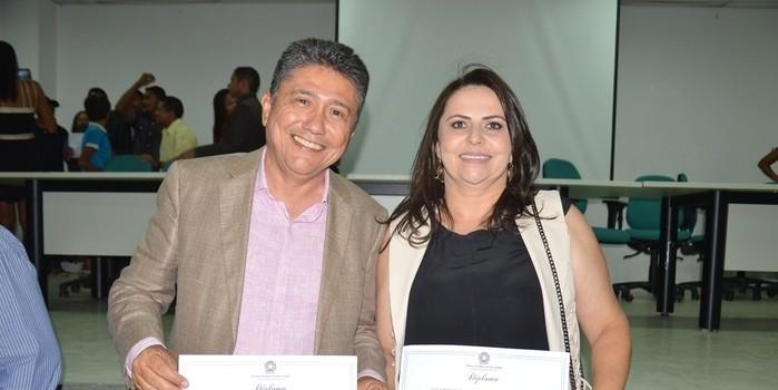 Marcos Elvas é diplomado prefeito de Bom Jesus 2017/2020