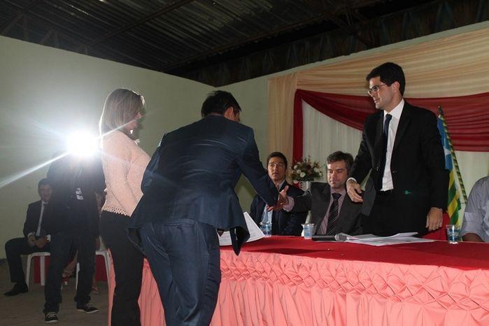 Márcio Alencar e Hermilinda Gomes são diplomados prefeito e vice - Imagem 37