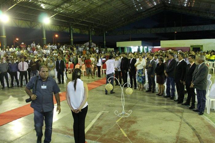 Márcio Alencar e Hermilinda Gomes são diplomados prefeito e vice - Imagem 30