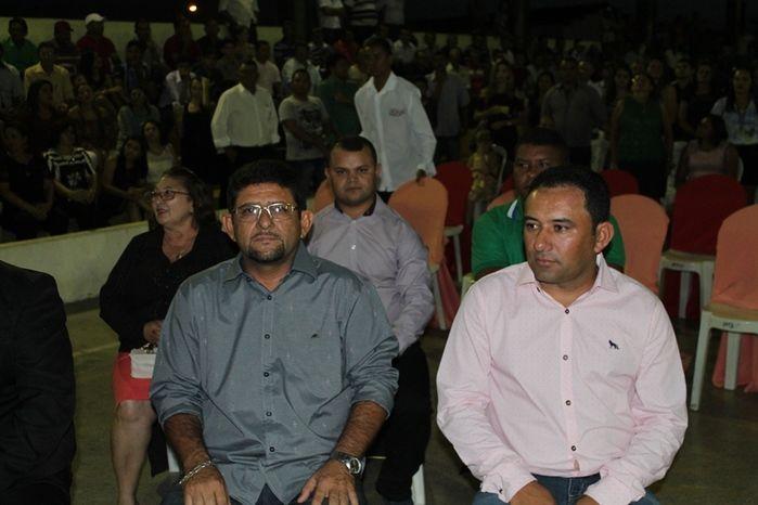 Márcio Alencar e Hermilinda Gomes são diplomados prefeito e vice - Imagem 24