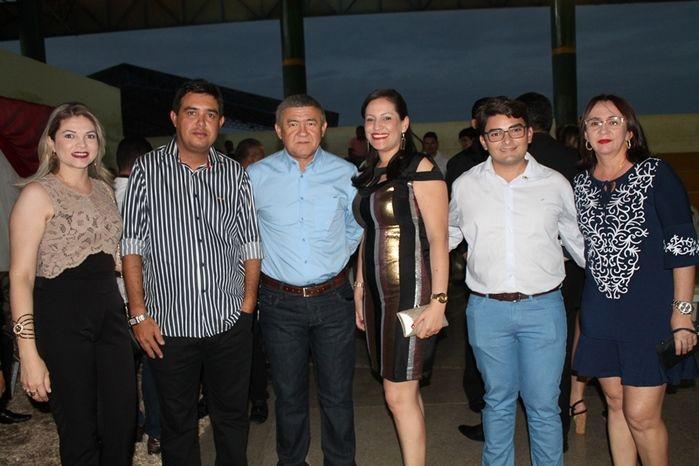 Márcio Alencar e Hermilinda Gomes são diplomados prefeito e vice - Imagem 5