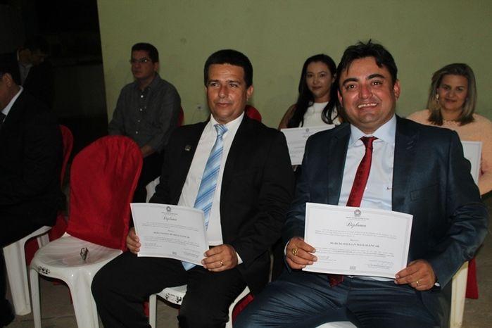 Márcio Alencar e Hermilinda Gomes são diplomados prefeito e vice - Imagem 47