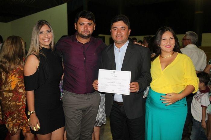 Márcio Alencar e Hermilinda Gomes são diplomados prefeito e vice - Imagem 82