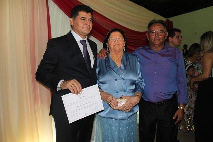 Márcio Alencar e Hermilinda Gomes são diplomados prefeito e vice - Imagem 71