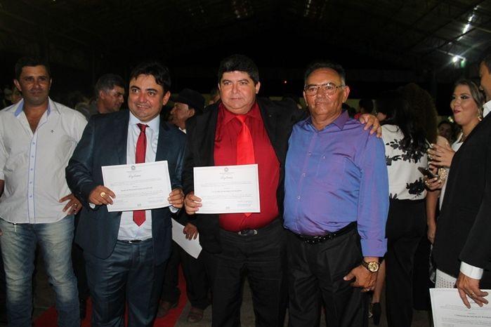 Márcio Alencar e Hermilinda Gomes são diplomados prefeito e vice - Imagem 76