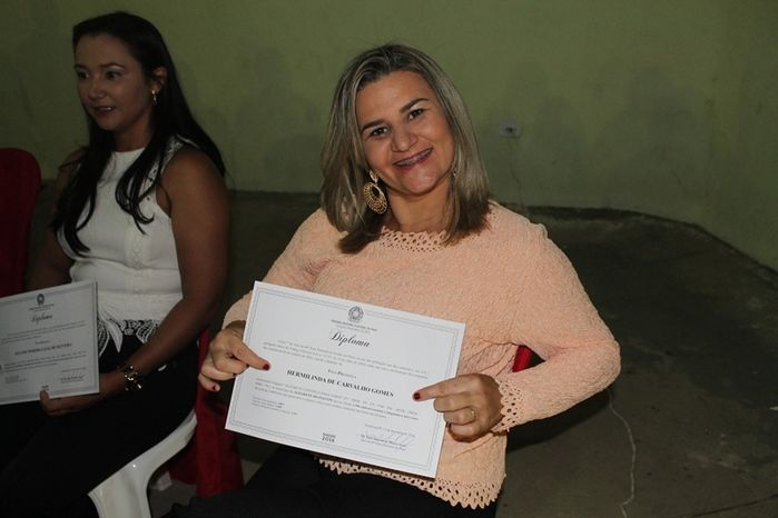 Márcio Alencar e Hermilinda Gomes são diplomados prefeito e vice - Imagem 44