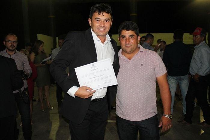 Márcio Alencar e Hermilinda Gomes são diplomados prefeito e vice - Imagem 78