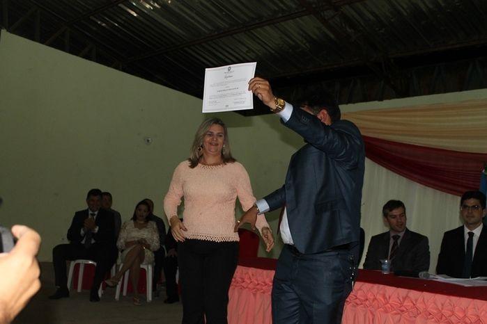 Márcio Alencar e Hermilinda Gomes são diplomados prefeito e vice - Imagem 39