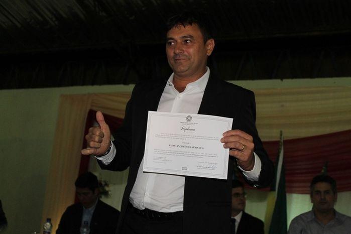 Márcio Alencar e Hermilinda Gomes são diplomados prefeito e vice - Imagem 55