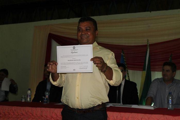 Márcio Alencar e Hermilinda Gomes são diplomados prefeito e vice - Imagem 51
