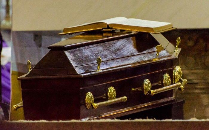 Corpo de Dom Paulo é sepultado na Sé (Crédito: G1)
