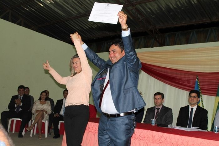 Márcio Alencar e Hermilinda Gomes são diplomados prefeito e vice - Imagem 40