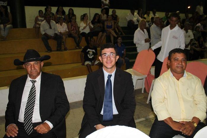 Márcio Alencar e Hermilinda Gomes são diplomados prefeito e vice - Imagem 27