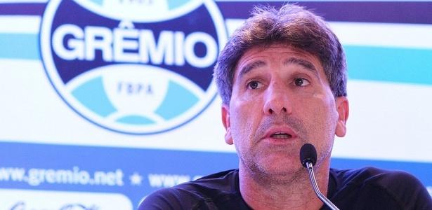 Técnico do Grêmio, Renato Gaúcho
