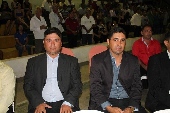 Márcio Alencar e Hermilinda Gomes são diplomados prefeito e vice - Imagem 26