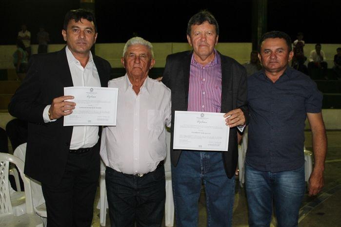 Márcio Alencar e Hermilinda Gomes são diplomados prefeito e vice - Imagem 95
