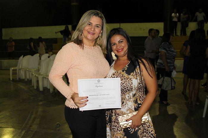 Márcio Alencar e Hermilinda Gomes são diplomados prefeito e vice - Imagem 97