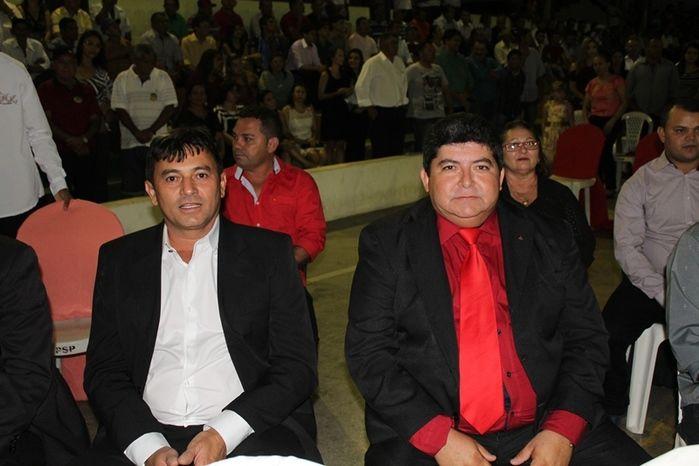 Márcio Alencar e Hermilinda Gomes são diplomados prefeito e vice - Imagem 25
