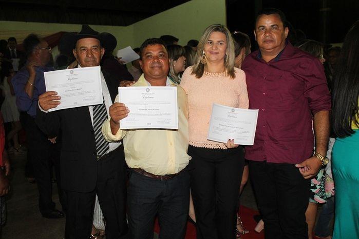Márcio Alencar e Hermilinda Gomes são diplomados prefeito e vice - Imagem 80