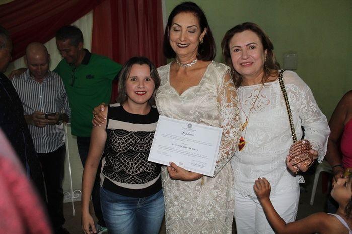 Márcio Alencar e Hermilinda Gomes são diplomados prefeito e vice - Imagem 65