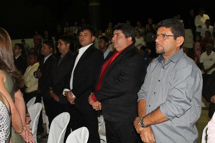 Márcio Alencar e Hermilinda Gomes são diplomados prefeito e vice - Imagem 34