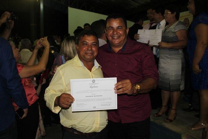 Márcio Alencar e Hermilinda Gomes são diplomados prefeito e vice - Imagem 67