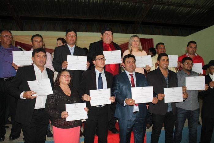 Márcio Alencar e Hermilinda Gomes são diplomados prefeito e vice - Imagem 62