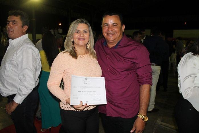 Márcio Alencar e Hermilinda Gomes são diplomados prefeito e vice - Imagem 79