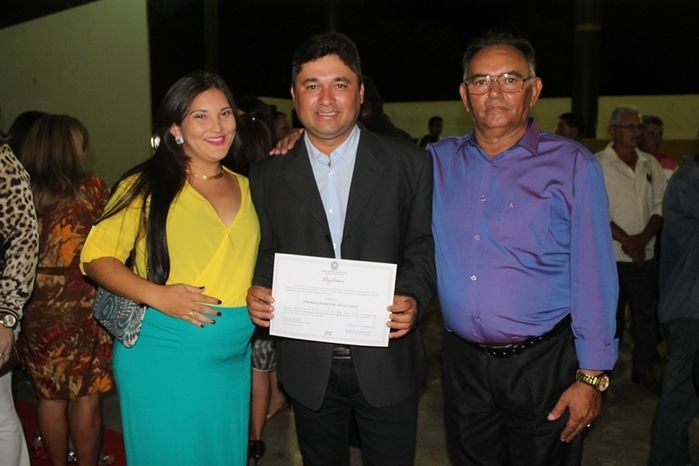 Márcio Alencar e Hermilinda Gomes são diplomados prefeito e vice - Imagem 84