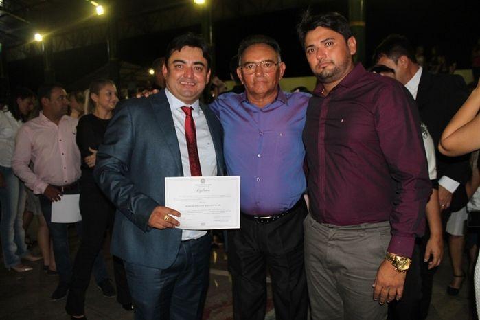 Márcio Alencar e Hermilinda Gomes são diplomados prefeito e vice - Imagem 73