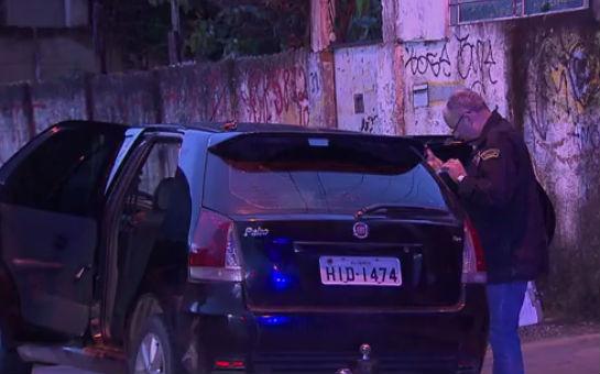 Homem é encontrado morto dentro de carro em Belo Horizonte