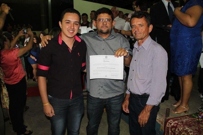 Márcio Alencar e Hermilinda Gomes são diplomados prefeito e vice - Imagem 66