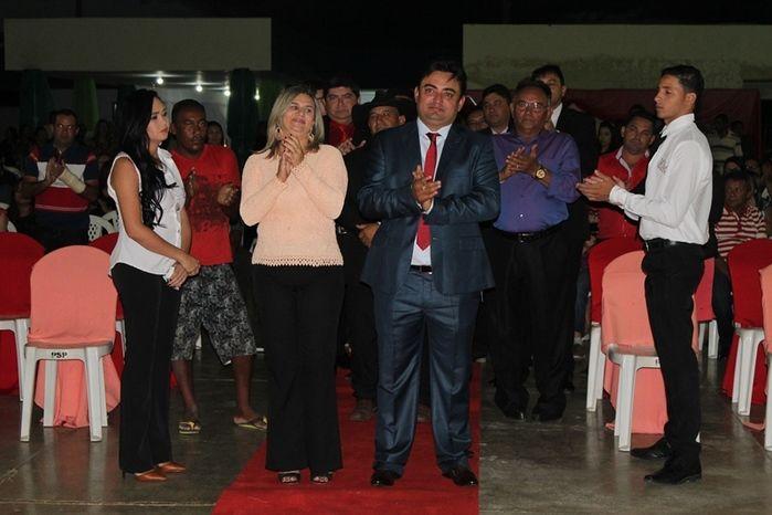 Márcio Alencar e Hermilinda Gomes são diplomados prefeito e vice - Imagem 16