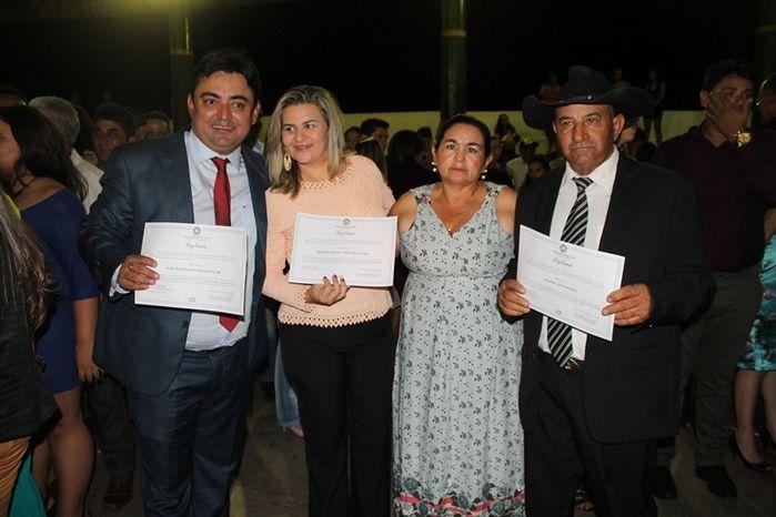 Márcio Alencar e Hermilinda Gomes são diplomados prefeito e vice - Imagem 69