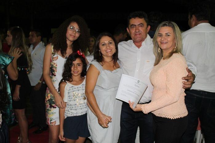 Márcio Alencar e Hermilinda Gomes são diplomados prefeito e vice - Imagem 81