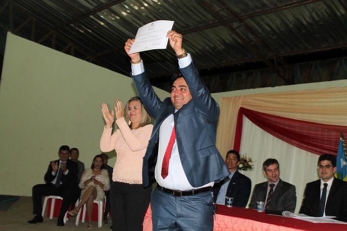 Márcio Alencar e Hermilinda Gomes são diplomados prefeito e vice - Imagem 38