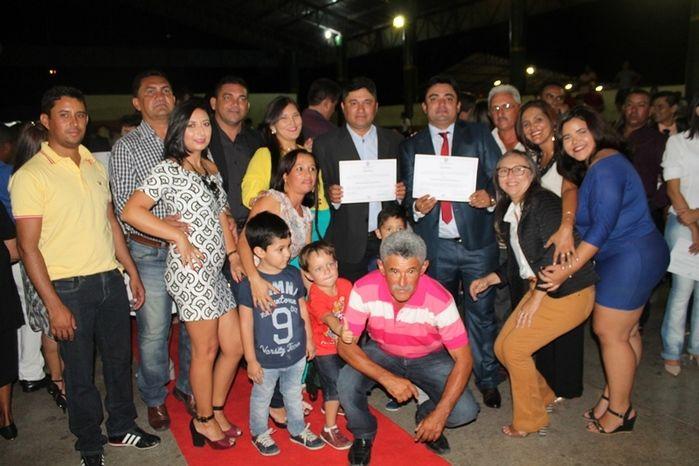 Márcio Alencar e Hermilinda Gomes são diplomados prefeito e vice - Imagem 68