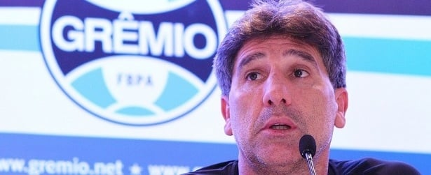 Grêmio adia desfecho da renovação do contrato com Renato Gaúcho