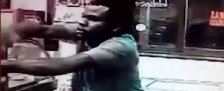 Vídeo flagra momento que empresário é morto no próprio restaurante